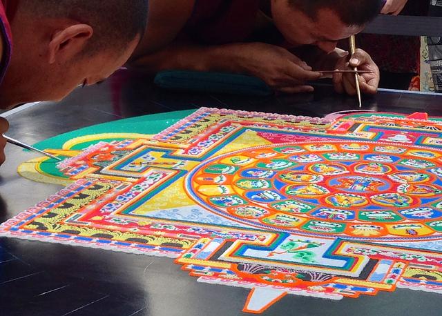 Geburtsfestival 2014 - Mandala