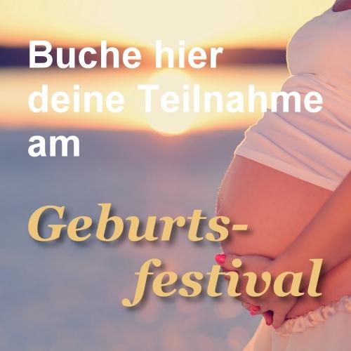 Geburtsfestival 2016 buchen